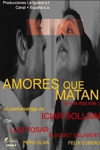 Poster of Amores que matan