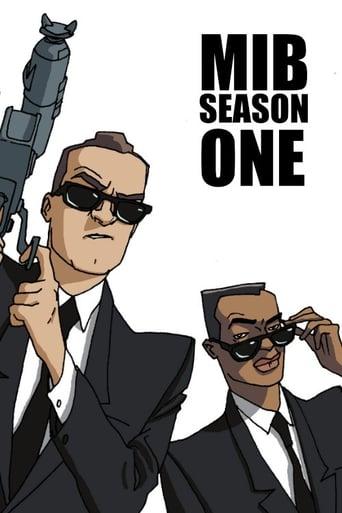 MIB Homens de Preto 1ª Temporada - Poster