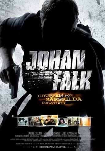 Poster of Johan Falk 1: GSI - Gruppen för särskilda insatser