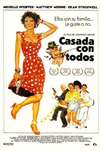 Poster of Casada con todos