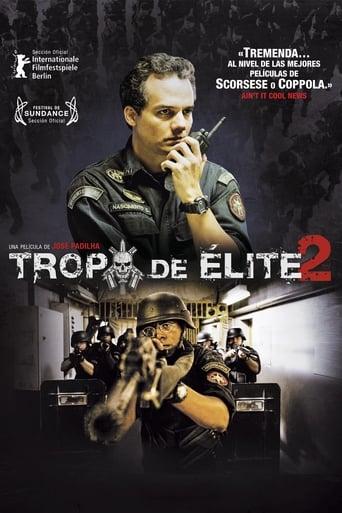 Poster of Tropa de élite 2