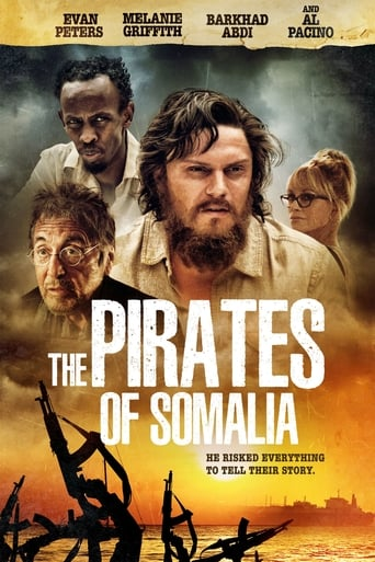 Poster of The Pirates of Somalia fragman