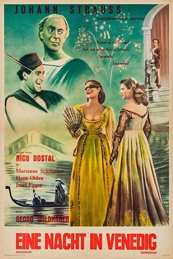 Eine Nacht in Venedig Movie Poster