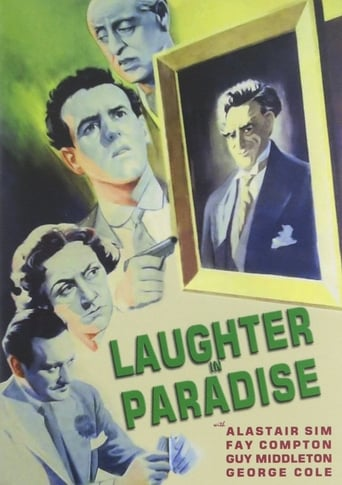 Poster of Laughter in Paradise