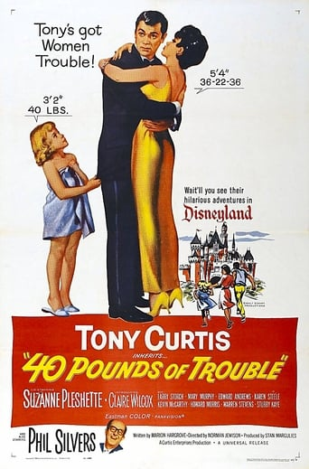 '40 Pounds of Trouble (1962)