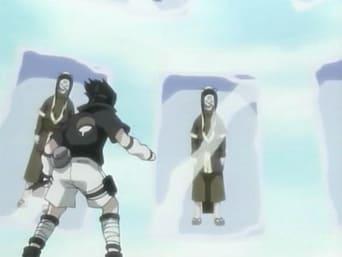 Haku's Secret Jutsu: Crystal Ice Mirrors