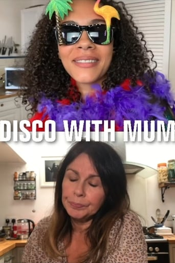 Poster of Disco with Mum