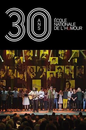 30 ans - École nationale de l'humour