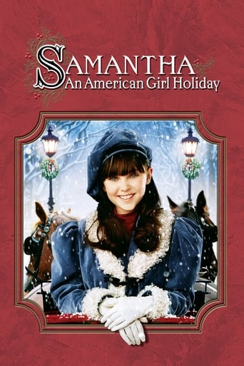 Poster of Samantha: An American Girl Holiday