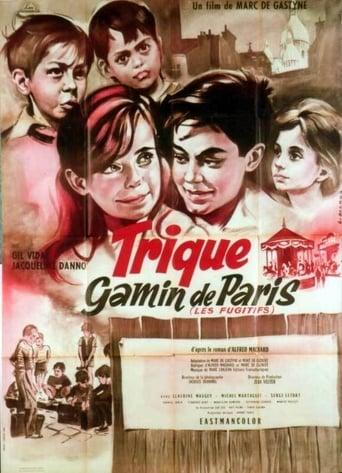 Trique, gamin de Paris Movie Poster