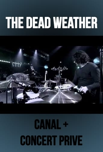 Poster of The Dead Weather: Live at Concert Prive, Canal +