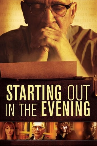 Starting Out in the Evening Movie Poster