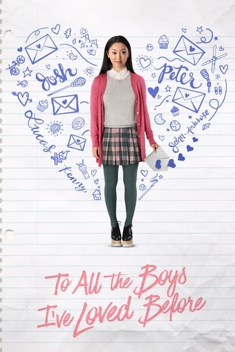 voir film À tous les garçons que j'ai aimés  (To All The Boys I've Loved Before) streaming vf