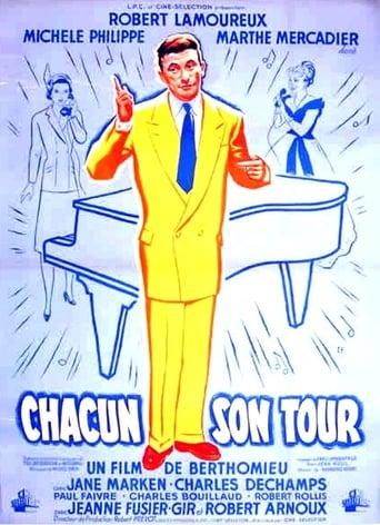 Chacun son tour Movie Poster