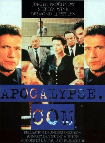 Die Millennium-Katastrophe - Computer-Crash 2000 (1999) - poster