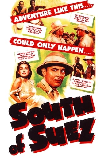 Poster of South of Suez