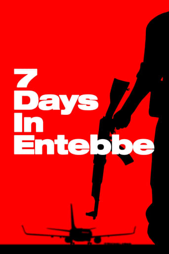 Poster of 7 Days in Entebbe fragman