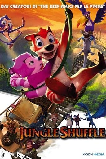 Cartoni animati Jungle Shuffle - Jungle Shuffle