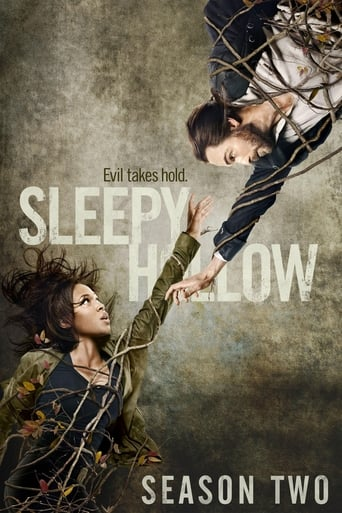 Raitelis be galvos / Sleepy Hollow (2014) 2 Sezonas
