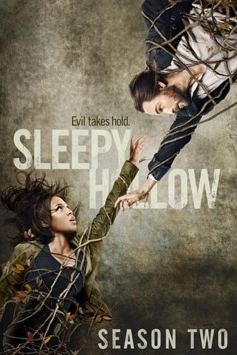 Raitelis be galvos / Sleepy Hollow (2014) 2 Sezonas žiūrėti online