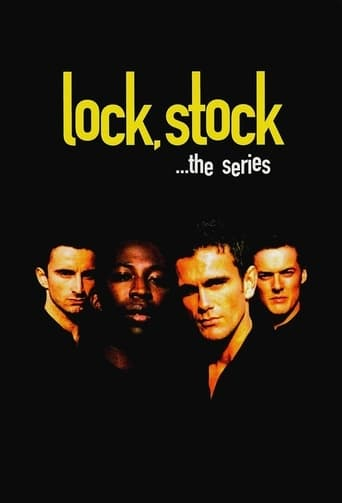 Poster of Lock, Stock...