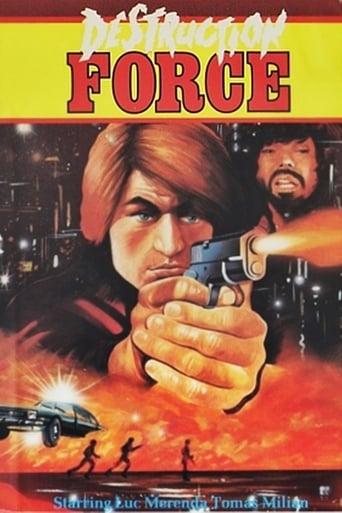 Poster of Destruction Force