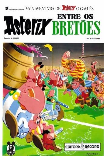 Asterix entre os Bretões - Poster