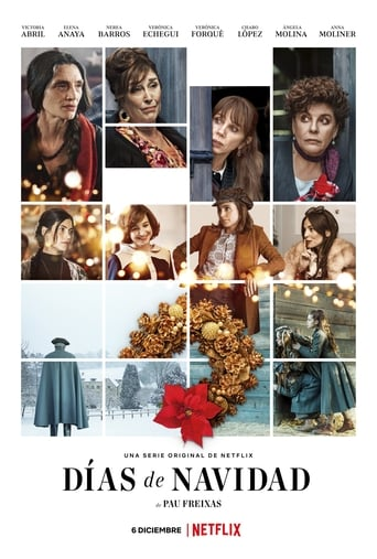 Three Days of Christmas Poster