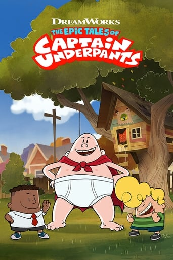 Poster of The Epic Tales of Captain Underpants