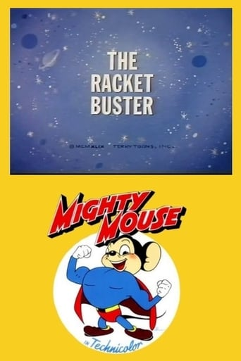 The Racket Buster Movie Poster