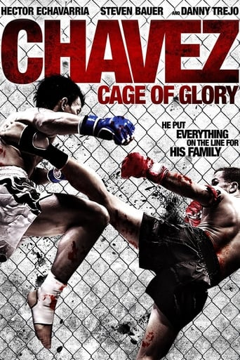 Chavez Cage of Glory (2013) - poster