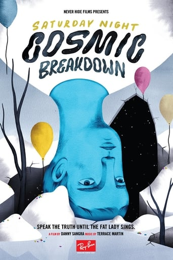 Saturday Night Cosmic Breakdown Movie Poster