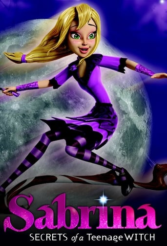 Poster of Sabrina: Secrets of a Teenage Witch