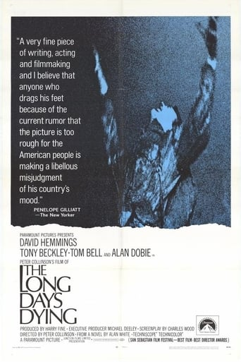 Poster of The Long Day's Dying