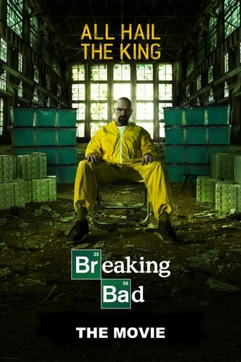 Poster of Breaking Bad - The Movie