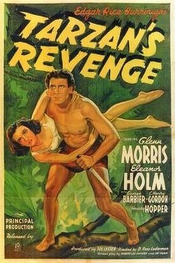 Poster of Tarzan's Revenge
