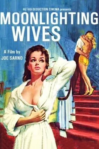 Poster of Moonlighting Wives