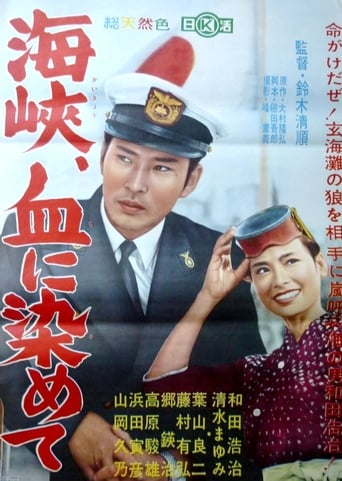 Poster of Blood-Red Water in the Channel