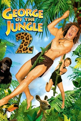 Poster of George of the Jungle 2