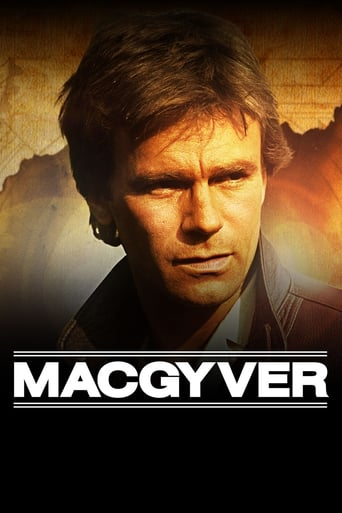 Poster of MacGyver
