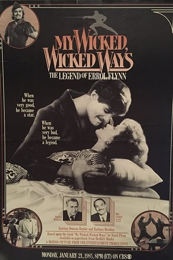 Poster of My Wicked, Wicked Ways: The Legend of Errol Flynn