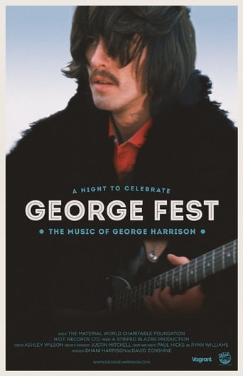 Poster of George Fest: A Night to Celebrate the Music of George Harrison