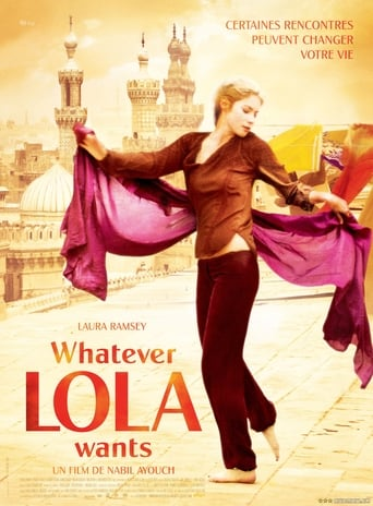 Poster of Whatever Lola wants