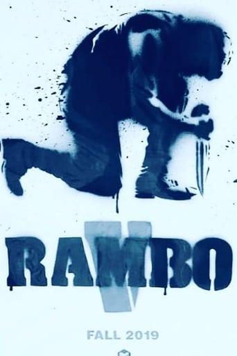Poster of Rambo: Last Blood