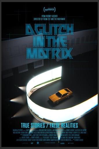 Poster A Glitch in the Matrix