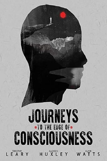 Poster of Journeys to the Edge of Consciousness