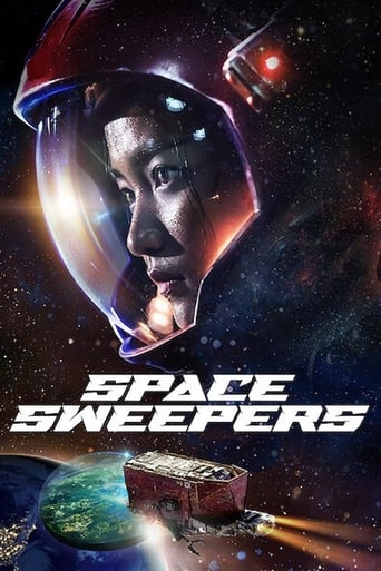 Space Sweepers Poster