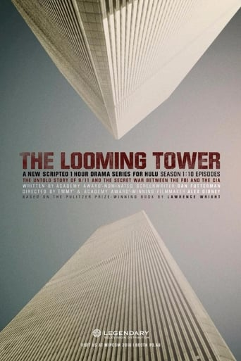Poster of The Looming Tower