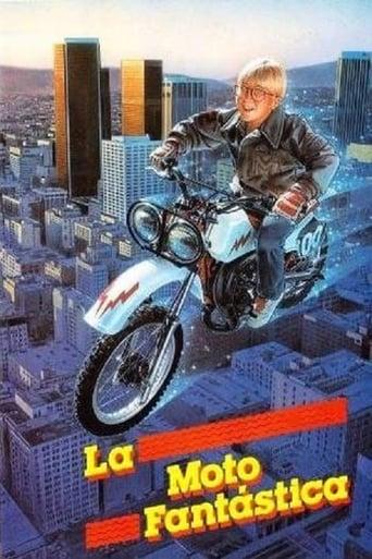 Poster of La moto fantástica