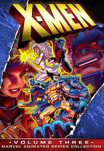 X-Men Animated S03E06